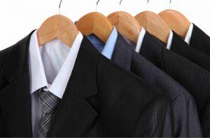 Cheminis rūbų valymas
